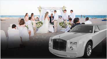 Wedding Limo Service Vacaville