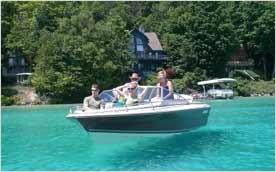 Clear Lake Boat Rental Service Petaluma