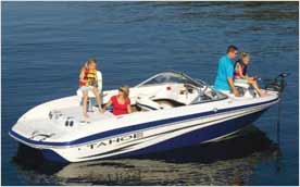Lake Tahoe Boat Rental for Petaluma