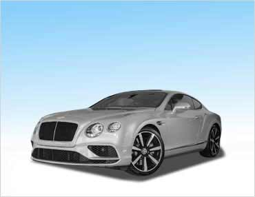 Vacaville Bentley Continental GT