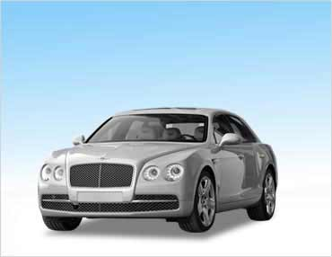 Vacaville Bentley Flying Spur
