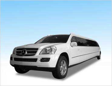 Vacaville Mercedes GL Limo