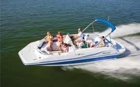 8-10 Person Boat Rental Petaluma