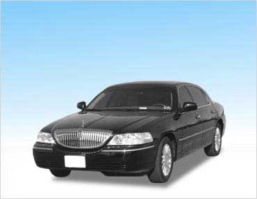Vacaville Lincoln Town Car