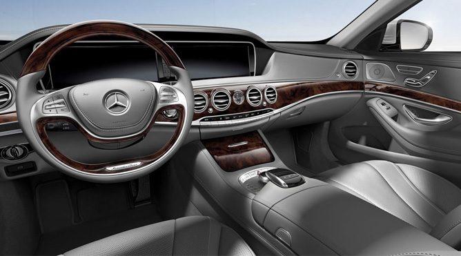 Vacaville Mercedes Benz S550