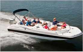10-12 Person Boat Rental Petaluma