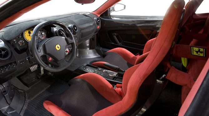 Vacaville Ferrari F-430