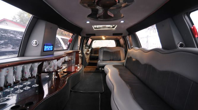 Vacaville Lincoln Stretch Limo