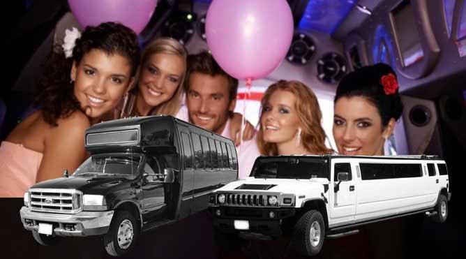 Vacaville Birthday Parties Limousine