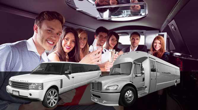 Vacaville Bachelor Parties Limousine
