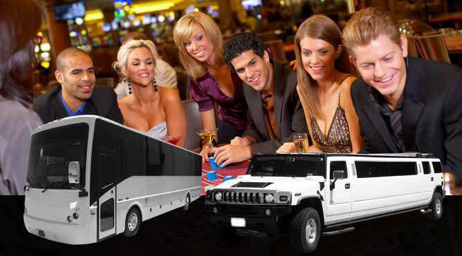 Vacaville Casino Limousine Rides