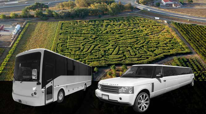 vacaville limo service in fairfield