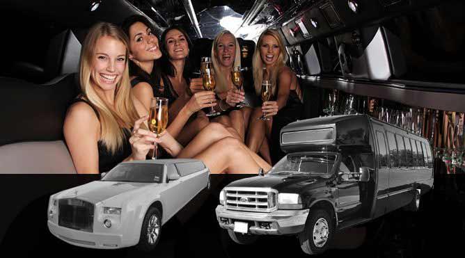 Vacaville Night Life Limousine