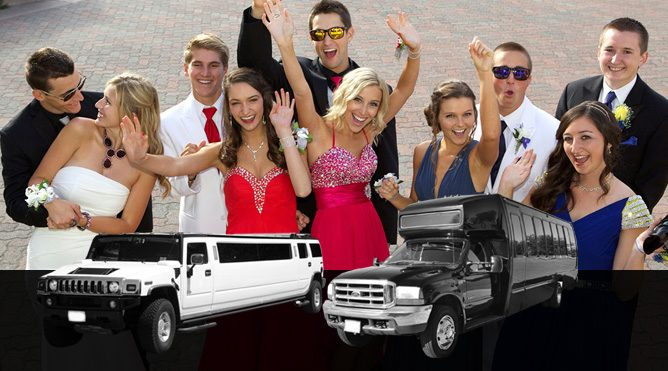 Vacaville Prom Limousine