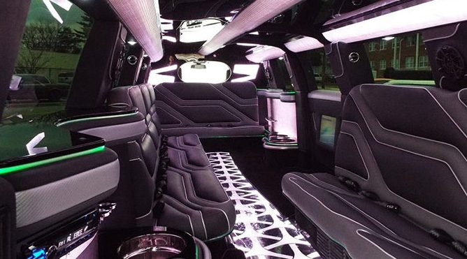 Vacaville Range Rover Stretch Limo