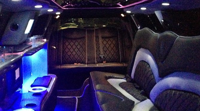 Vacaville Rolls Limo