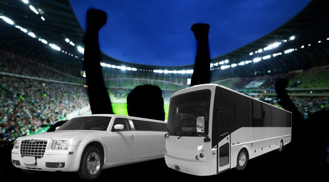 Vacaville Sports Events Limo Service