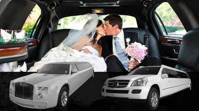Vacaville Wedding Limousine