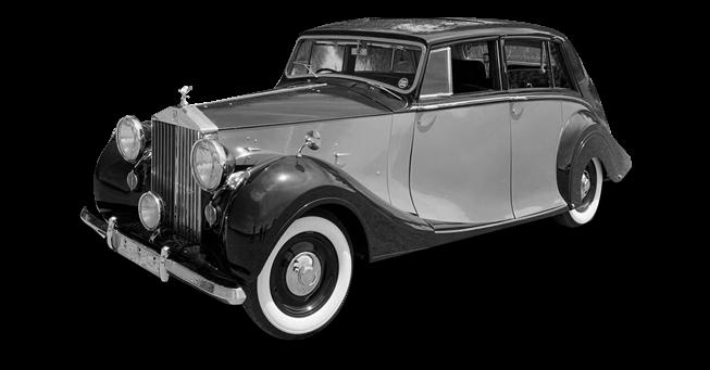 1948 Rolls Royce Wrath